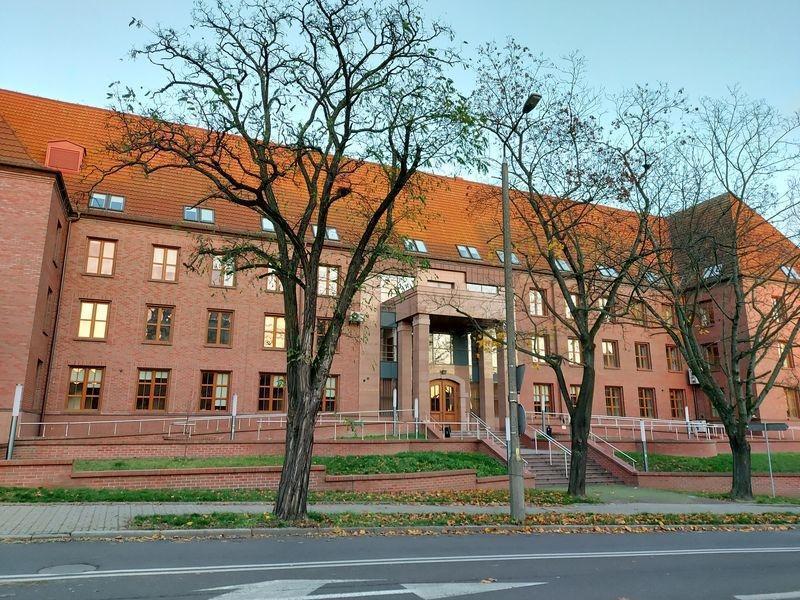 gorzow wielkopolski budynek dydaktyczny awf 2